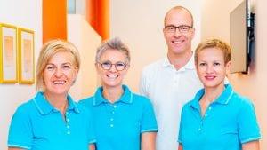 Team von Dr. Gernot Mayer