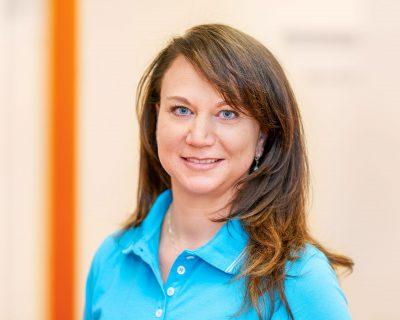 Alexandra Mayrhofer - neue Mitarbeiterin Ordination Dr. Gernot Mayer